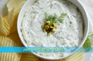 Dill-Pickle-Dip